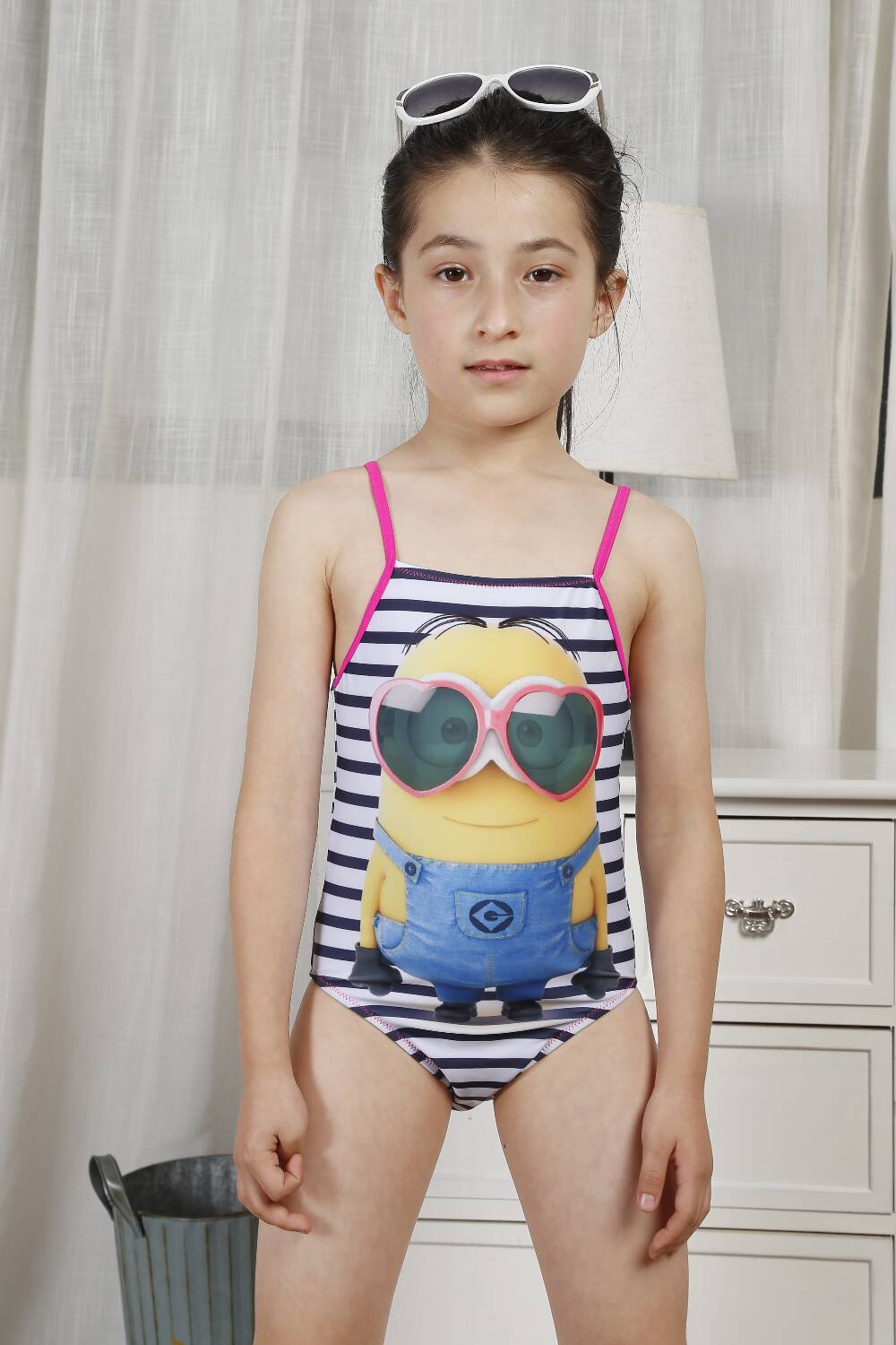 Minions Girl bathing suit